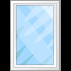 Одинарное окно